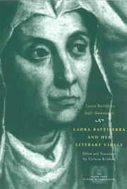 Cover of: Laura Battiferra and Her Literary Circle