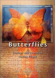 Cover of: Butterflies |