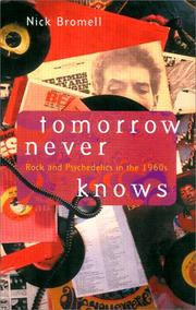 Cover of: Tomorrow Never Knows