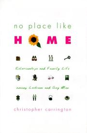 Cover of: No Place Like Home