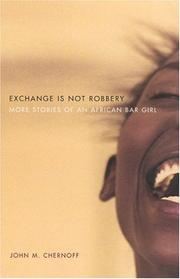 Cover of: Exchange Is Not Robbery