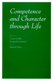 Cover of: Competence and character through life |
