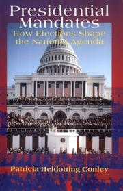 Cover of: Presidential Mandates