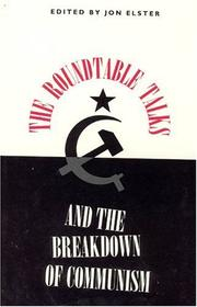 Cover of: The roundtable talks and the breakdown of communism |