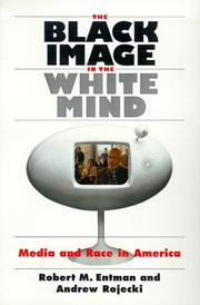 Cover of: The black image in the white mind |