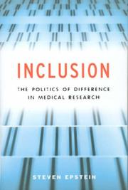 Cover of: Inclusion