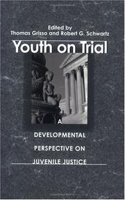 Cover of: Youth on Trial |