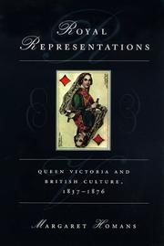 Cover of: Royal Representations
