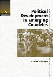 Cover of: Political development in emerging nations: is there still a Third World?