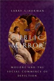 Cover of: The public mirror | Larry F. Norman