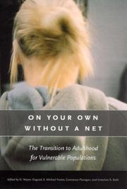 Cover of: On your own without a net |