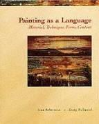 Cover of: Painting as a language | Jean Robertson