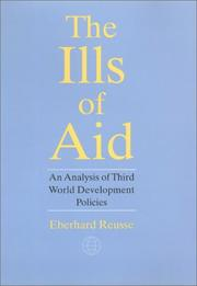 Cover of: The Ills of Aid