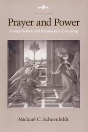 Cover of: Prayer and power