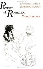 Cover of: Pictures of Romance: Form against Context in Painting and Literature