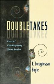 Cover of: Doubletakes | T. Coraghessan Boyle