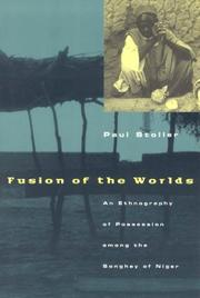 Cover of: Fusion of the worlds