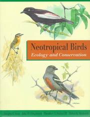 Cover of: Neotropical birds | Douglas F. Stotz ... [et al.] ; with ecological and distributional databases by Theodore A. Parker III, Douglas F. Stotz, John W. Fitzpatrick.