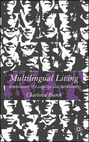 Cover of: Multilingual Living | Charlotte Burck