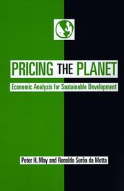 Cover of: Pricing the Planet |