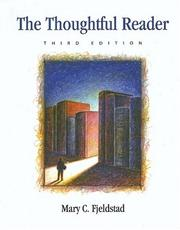 Cover of: The thoughtful reader |