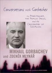 Cover of: Conversations with Gorbachev