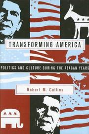 Cover of: Transforming America | Robert M. Collins