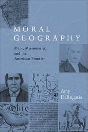Cover of: Moral Geography | Amy DeRogatis