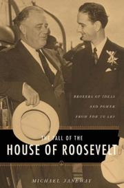 Cover of: The Fall of the House of Roosevelt | Michael Janeway