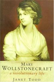 Cover of: The collected letters of Mary Wollstonecraft | Mary Wollstonecraft