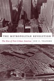 Cover of: The metropolitan revolution