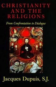 Cover of: Christianity and the religions