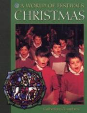 Cover of: Christmas (A World of Festivals)