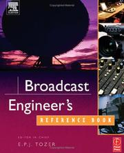 Cover of: Broadcast Engineer