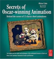 Cover of: Secrets of Oscar-winning Animation | Olivier Cotte