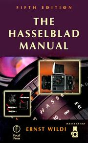 Cover of: Hasselblad manual | Ernst Wildi