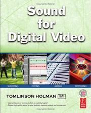 Cover of: Sound for Digital Video