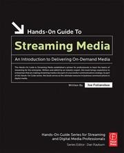 Cover of: Hands-On Guide to Streaming Media | Joe Follansbee