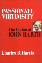 Cover of: Passionate virtuosity