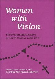 Cover of: Women with vision | Susan Carol Peterson