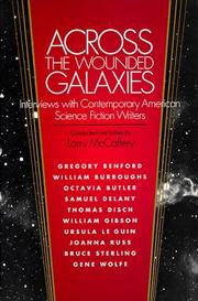 Cover of: Across the wounded galaxies