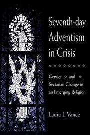 Cover of: Seventh-Day Adventism in crisis