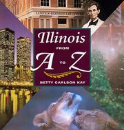 Cover of: Illinois from A to Z