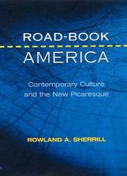 Cover of: Road-book America