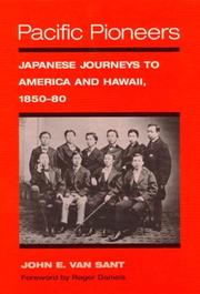 Cover of: Pacific pioneers