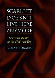 Cover of: Scarlett Doesn't Live Here Anymore