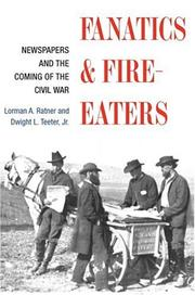 Cover of: Fanatics and fire-eaters