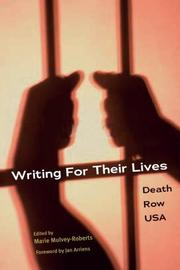 Cover of: Writing for Their Lives | Marie Mulvey-Roberts