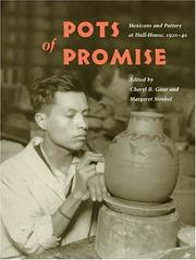 Cover of: Pots of Promise | Vicki L. Ruiz (Foreword)