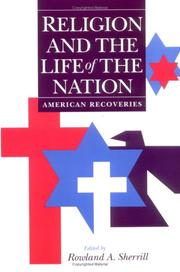 Cover of: Religion and the Life of the Nation